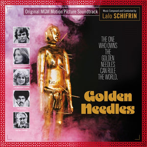 Golden Needles - Complete Score - Limited 1000 Copies - Lalo Schifrin