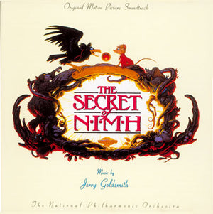The Secret Of Nimh - Original Score  - Jerry Goldsmith