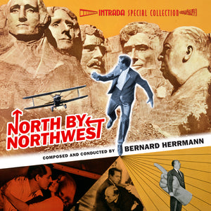 North By Northwest - Expanded Score  - Bernard Herrmann