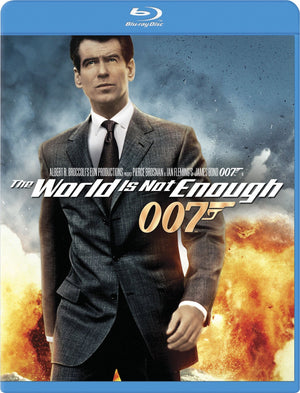 The World Is Not Enough - Blu-Ray + Digital Download - Special Edition - Michael Apted