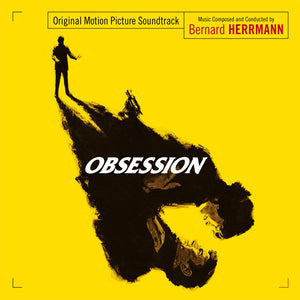 Obsession - Complete Score - Limited 500 Copies - Bernard Herrmann