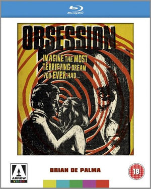 Obsession - Blu Ray - (Uncut) - Limited Edition - Brian DePalma