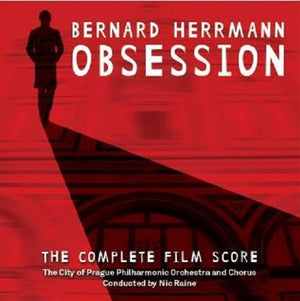 Obsession - 2CD Complete Score - Limited Edition - Bernard Herrmann (Tadlow)