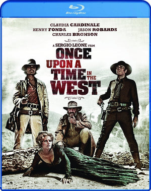 Once Upon A Time In The West - Blu-Ray - (Uncut) - Sergio Leone / Dario Argento