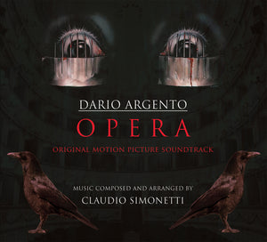 Opera - Complete Score CD - 30th Anniversary - Limited Edition - Claudio Simonetti