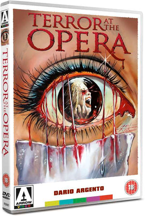 Terror At The Opera - DVD - Uncut  - Dario Argento