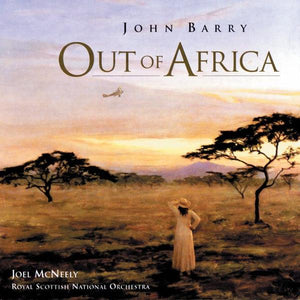 Out Of Africa - Complete Score - Limited Edition - John Barry