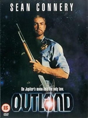 Outland - DVD - Region 2 - Peter Hyams