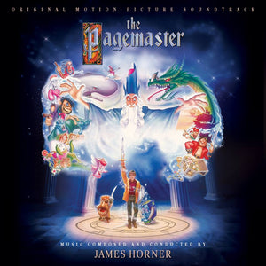 The Pagemaster - Complete Score - Limited 2000 Copies - James Horner