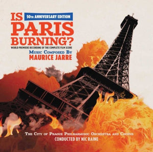 Is Paris Burning? - 2 x CD Complete Score - Limited Edition - Maurice Jarre