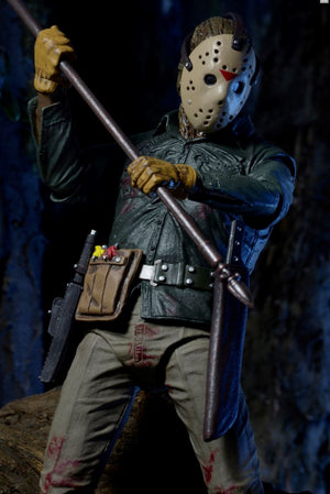"Friday The 13th Part 6 Jason Vorhees - 7"" Scale Figure + Accessories - Ultimate Edition - NECA"