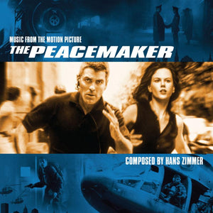 The Peacemaker - 2 x CD Expanded Score  - Hans Zimmer