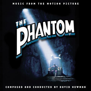 The Phantom - Expanded Score - Limited 3000 Copies - David Newman