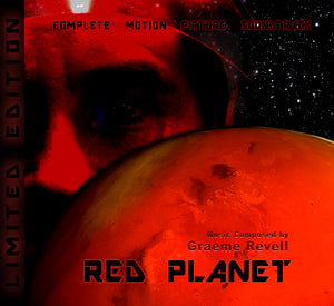 Red Planet - 2 x CD Complete Score - Limited 1000 Copies - Graeme Revell