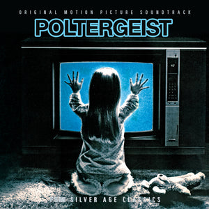 Poltergeist - 2 x CD Expanded Score  - Jerry Goldsmith
