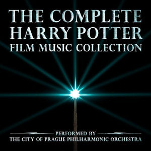 The Complete Harry Potter Film Music Collection - 2 x CD Special Edition - John Williams / Nic Raine