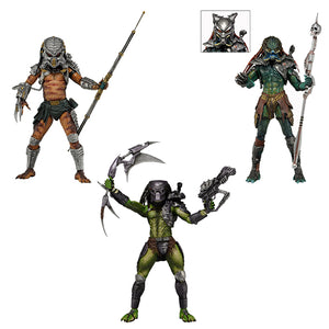 "Predator - 7"" Scale Figures - Limited Edition - NECA"