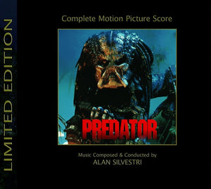 Predator - 2 x CD Complete Score - Limited 1000 Copies - Alan Silvestri