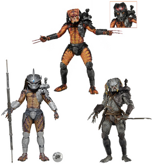 "Predators - 8"" Scale Figures - Series 12 - Limited Edition - NECA"