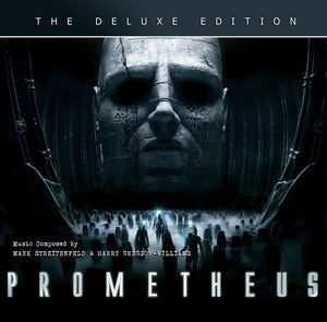 Prometheus - 2 x CD Deluxe Edition - Limited Edition - Marc Streitenfeld / Harry Gregson Williams