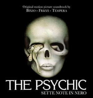 The Psychic - Complete Score - Limited 500 Copies - Fabio Frizzi