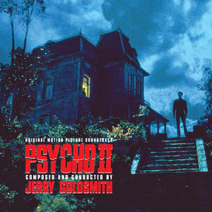 Psycho II - Complete Score - Limited Edition - Jerry Goldsmith