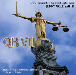 QB-VII - 2CD Complete Score - Limited Edition - Jerry Goldsmith