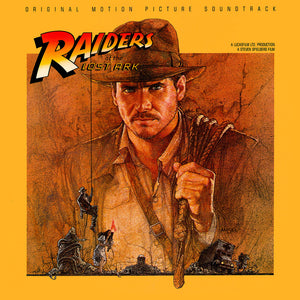 Raiders Of The Lost Ark - Expanded Score - John Williams