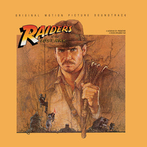 Raiders Of The Lost Ark - 2 x LP Expanded Score - (Black Vinyl) - Limited Edition - John Williams