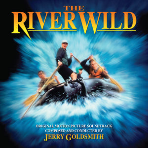The River Wild - 2 x CD Complete Score - Limited Edition - Jerry Goldsmith / Maurice Jarre