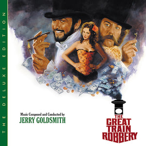 The Great Train Robbery - Original SACD Edition - Jerry Goldsmith