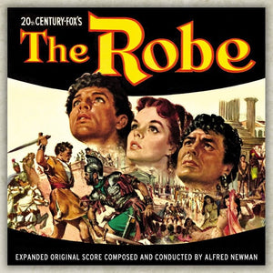 The Robe - 2CD Expanded Score - Limited 2000 Copies - Alfred Newman