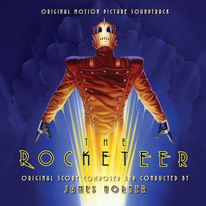The Rocketeer - 2 x CD Complete Score - Limited Edition - James Horner