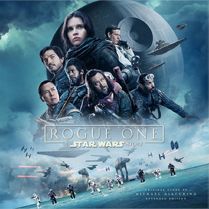 Rogue One A Star Wars Story - 2 x CD Expanded Score - Special Edition - Michael Giacchino