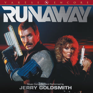 Runaway - Expanded Score - Limited 1000 Copies - Jerry Goldsmith