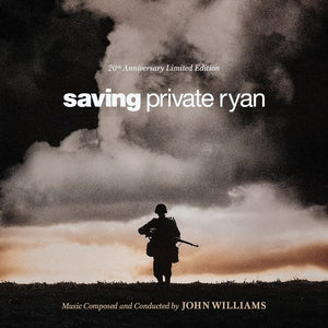 Saving Private Ryan - 2 x LP Expanded Score - (Black Vinyl) - Limited 1000 Copies - John Williams