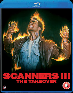Scanners III The Takeover - Blu-Ray - (Uncut) - Christian Duguay