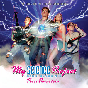 My Science Project - Complete Score  - (SOLD OUT) - Peter Bernstein