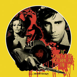 The Case Of The Scorpion's Tail - 2 x LP Complete Score - (Gatefold Vinyl) - Limited Edition - Bruno Nicolai