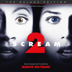 Scream 2 - Deluxe Expanded Score - Limited 2000 Copies - Marco Beltrami