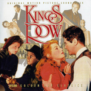 Kings Row / The Sea Hawk - 2CD Complete Score - Eric Wolfgang Korngold