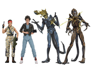 "Aliens - 9"" Scale Figure Assortment - Series 12 - Limited Edition - NECA"