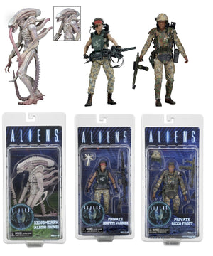 "Aliens - 9"" Scale Figure Assortment - Series 9 - Limited Edition - NECA"