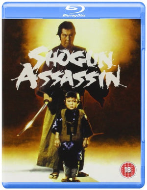 Shogun Assassin - Blu Ray - (Uncut) - Robert Houston