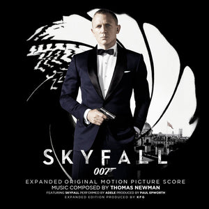 Skyfall - 2 x CD Expanded Score - Special Edition - Thomas Newman