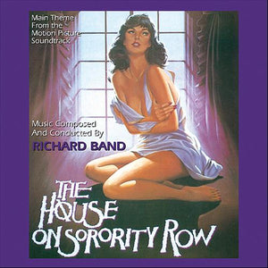 The House On Sorority Row - Complete Score  - Richard Band