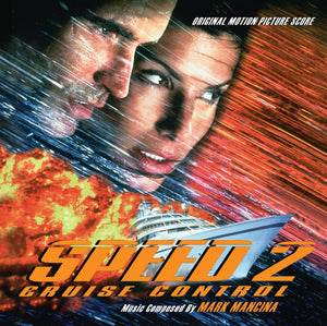 Speed II Cruise Control - Complete Score  - Marc Mancina