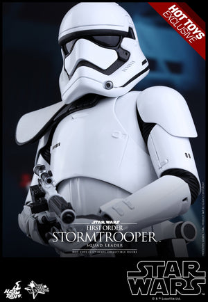 Star Wars First Order Stormtrooper - 1/6th Scale Replica - Limited Edition - Hot Toys