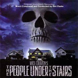 The People Under The Stairs - Complete Score - Limited Edition - Don Peake