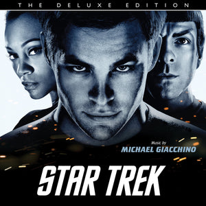 Star Trek - 2 x CD Complete Score - Limited 1500 Copies - Michael Giacchino